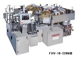 竪型袋詰真空包装機 FVV-10-220NⅢ・FVV-12-150N(真空包装機)