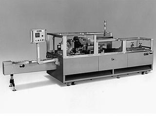 MODEL Jadoc BCL HORIZONTAL AUTOMATIC CARTONER<br />(Horizontal Cartoning Machines)