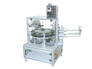 PRODUCTS MANUAL SUPPLY TYPE SEMI-AUTOMATIC CARTONING MACHINE<br />KDM-300 SERIES (Cartoning Machines)