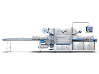 全自动托盒封口包装机 SEALPAC A系列 <br /> 半自动托盒封口包装机 SEALPAC M系列 <br />(真空包装机·气调包装机)