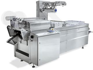 拉伸膜热成型真空气调包装机  SEALPAC PRO系列(真空包装机·气调包装机)