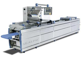 拉伸膜热成型真空气调包装机  SEALPAC RE系列(真空包装机·气调包装机)